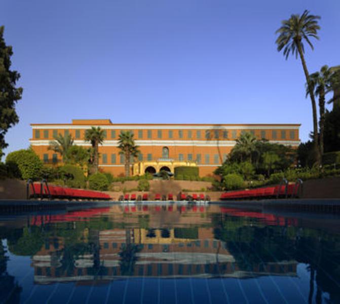 Cairo Marriott Hotel und Omar Khayyam Casino in Kairo, Kairo und Umgebung A