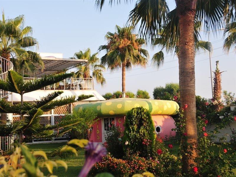 Drita Hotel Resort und Spa in Alanya, Türkische Riviera GA
