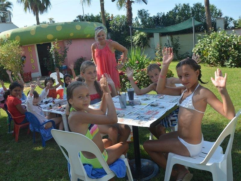 Drita Hotel Resort und Spa in Alanya, Türkische Riviera TE