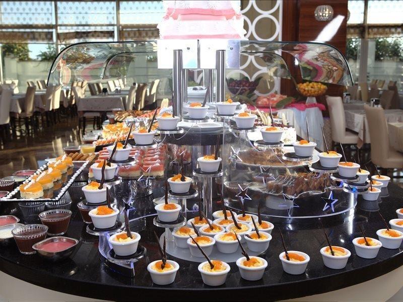 Drita Hotel Resort und Spa in Alanya, Türkische Riviera R