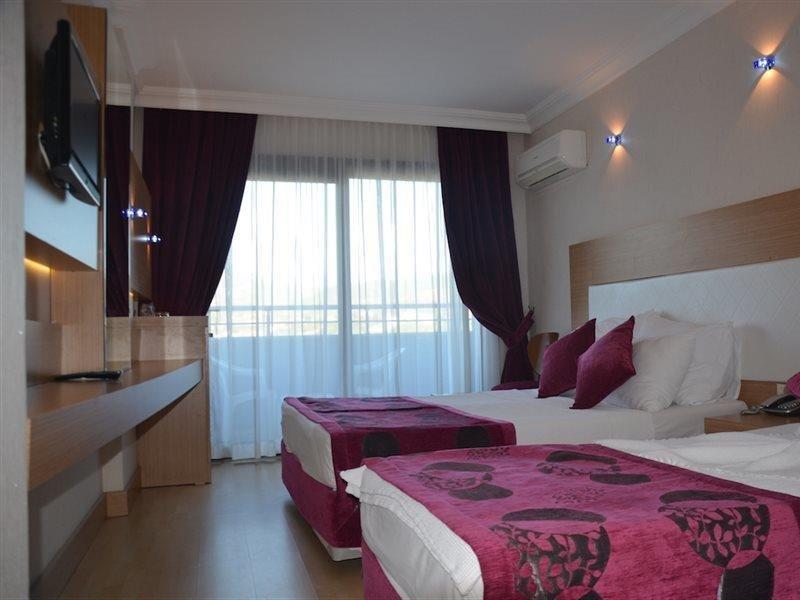 Drita Hotel Resort und Spa in Alanya, Türkische Riviera W