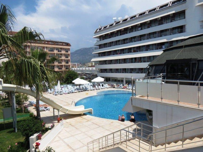 Drita Hotel Resort und Spa in Alanya, Türkische Riviera