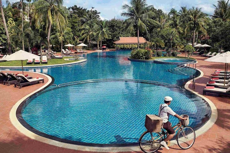 Sofitel Angkor Phokeethra Golf und Spa Resort in Siem Reap, Kambodscha P