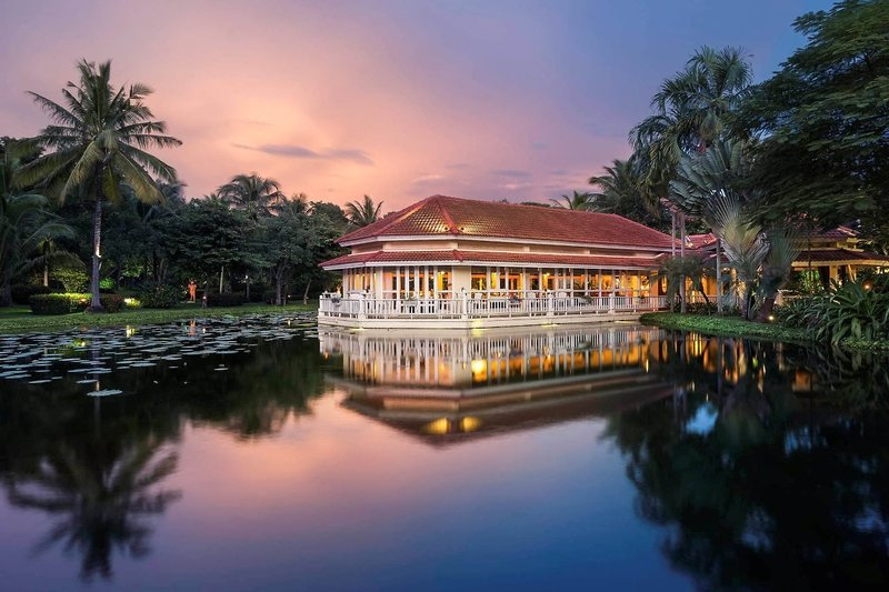 Sofitel Angkor Phokeethra Golf und Spa Resort in Siem Reap, Kambodscha A