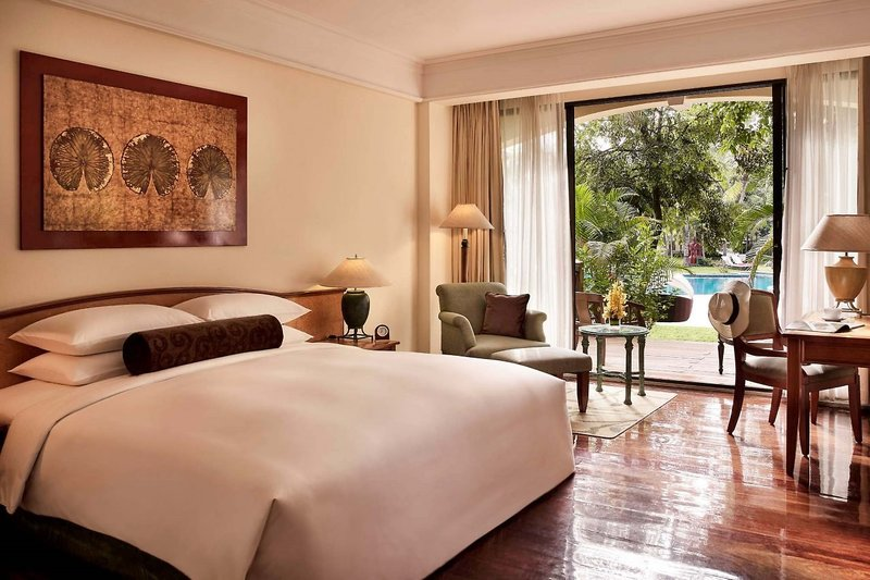 Sofitel Angkor Phokeethra Golf und Spa Resort in Siem Reap, Kambodscha W