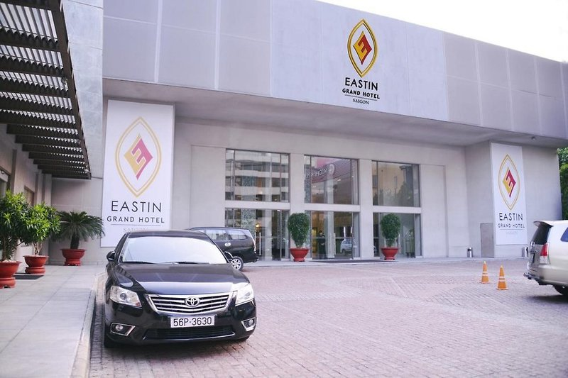 Eastin Grand Hotel Saigon in Ho-Chi-Minh-Stadt, Vietnam A