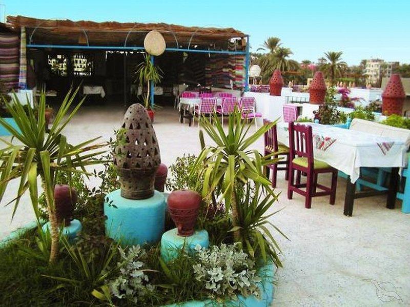 Gezira Garden Hotel in Luxor, Oberägypten GA