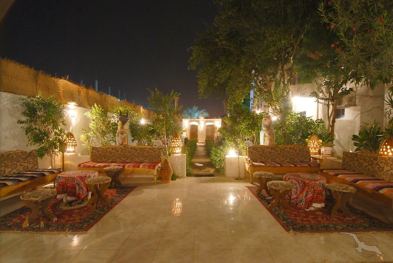 Gezira Garden Hotel in Luxor, Oberägypten WEL