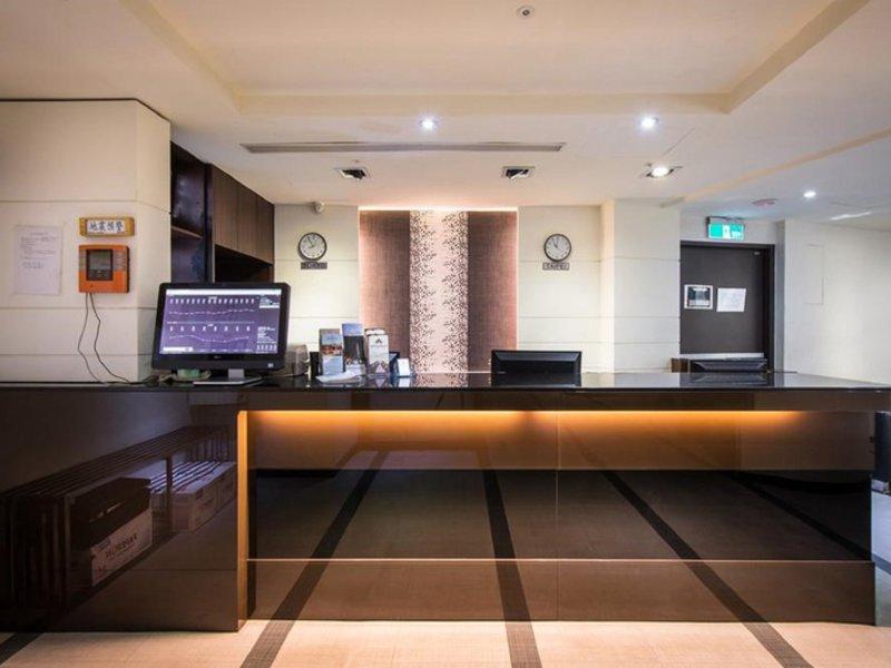 Green World - New World Hotel in Taipeh, Taiwan L
