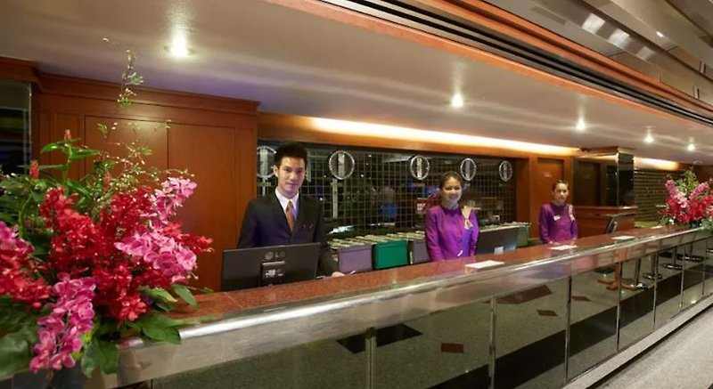 Nasa Vegas in Bangkok, Bangkok und Umgebung BA
