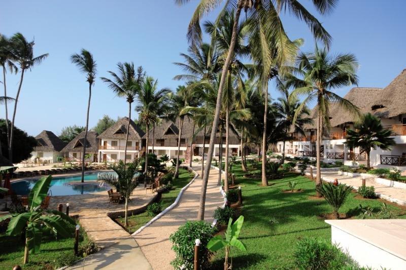 Paradise Beach Resort in Uroa, Tansania - Insel Zanzibar A