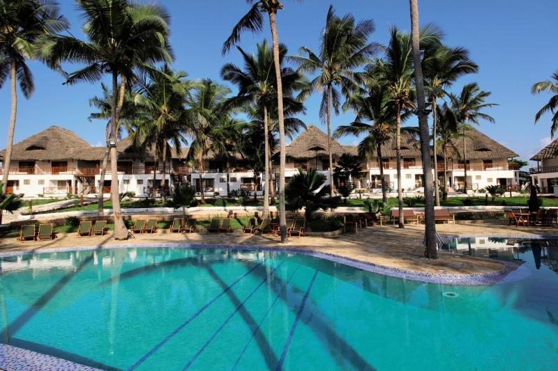 Paradise Beach Resort in Uroa, Tansania - Insel Zanzibar P