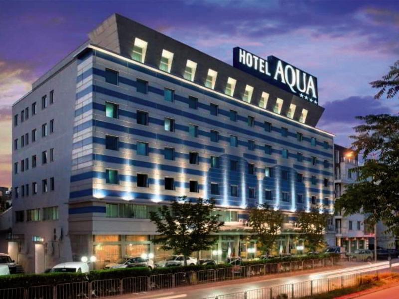 Aqua Hotel Varna in Warna, Riviera Nord (Goldstrand) A