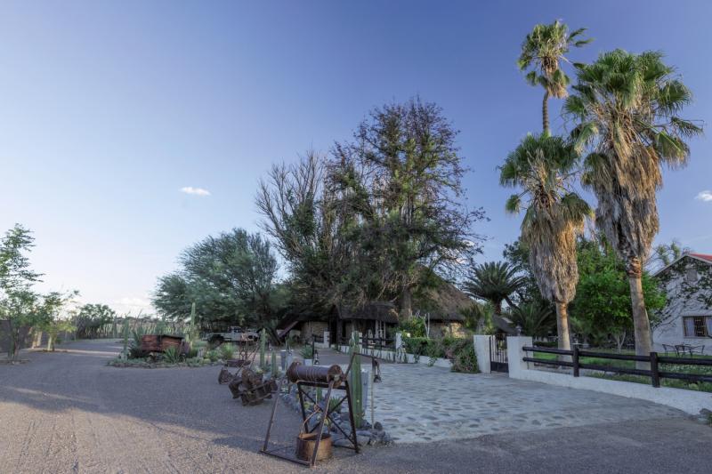 The Elegant Farmstead in Okahandja, Namibia - weitere Angebote TE
