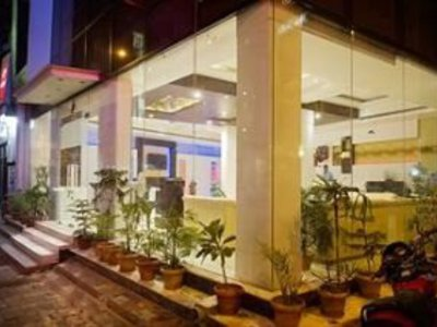 Hotel Krishna in Neu Delhi, Indien - Delhi L