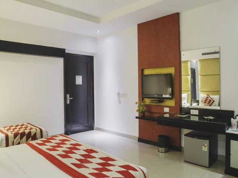 Hotel Krishna in Neu Delhi, Indien - Delhi