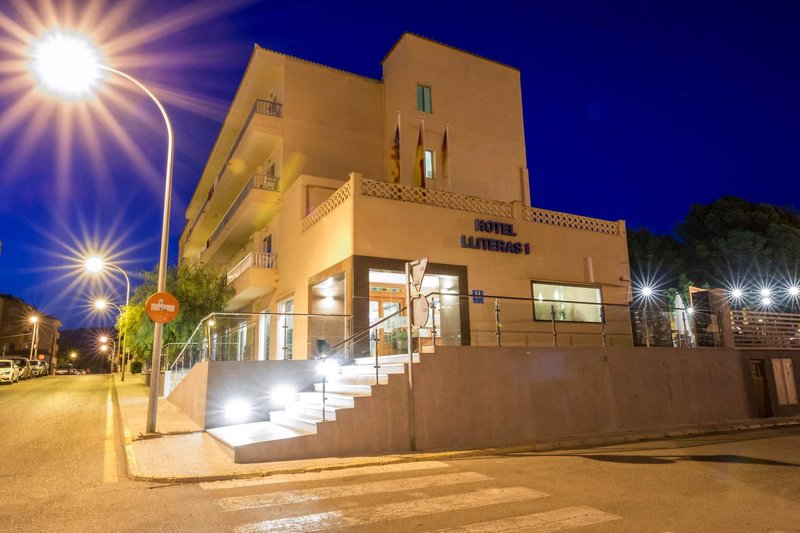 Lliteras Appartements in Cala Ratjada, Mallorca A