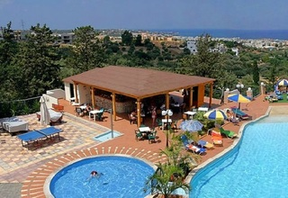 Hotel Asterias Village Resort Pool