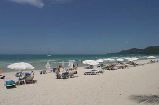 Hotel Banana Fan Sea Resort Strand