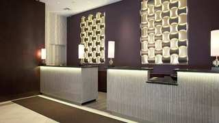 Hotel DoubleTree New York Downtown Lounge/Empfang