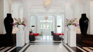 Hotel Hampshire Hotel - The Manor Amsterdam Lounge/Empfang