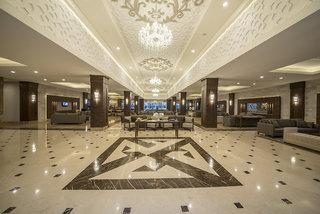 Hotel Ramada Resort Lara Lounge/Empfang