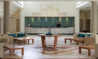 Hotel Nissi Beach Resort Lounge/Empfang