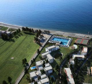 Hotel Akti Palace Resort & Spa Luftaufnahme