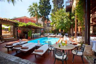 Hotel Alp Pasa Hotel Pool