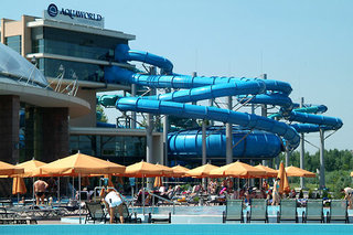 Hotel Aquaworld Resort Budapest Pool