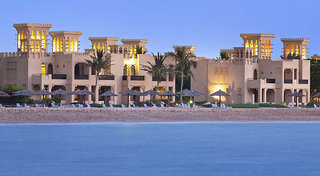 Hotel Hilton Al Hamra Beach & Golf Resort Außenaufnahme
