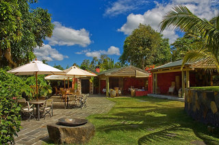 Hotel Lakaz Chamarel Exclusive Lodge Garten