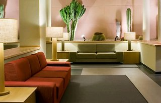 Hotel Playa Calera Lounge/Empfang