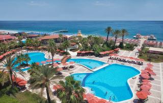 Hotel Akka Alinda Pool