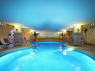 Hotel Bahia Del Sol Hallenbad