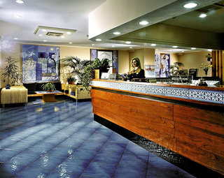 Hotel Best Western Hotel Mediterraneo Catania Lounge/Empfang