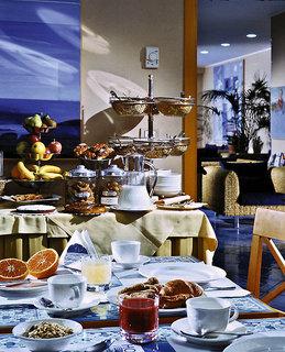 Hotel Best Western Hotel Mediterraneo Catania Frühstücksraum