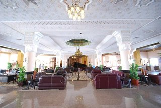 Hotel Albatros Palace Resort Lounge/Empfang