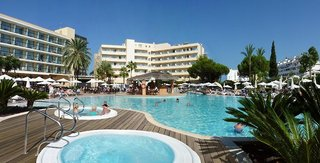 Hotel AluaSoul Ibiza - Erwachsenenhotel Pool