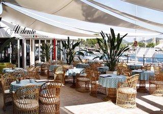 Hotel AluaSoul Ibiza - Erwachsenenhotel Terasse