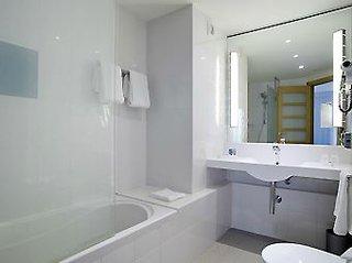 Hotel Novotel Barcelona City Badezimmer