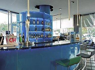 Hotel Novotel Barcelona City Bar