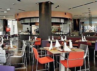 Hotel Novotel Barcelona City Restaurant