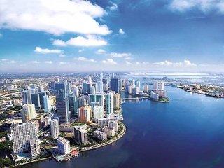 Hotel Conrad Miami Stadtansicht