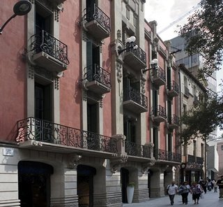 Hotel Catalonia Catedral Außenaufnahme