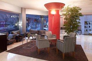 Hotel Atenea Valles Aparthotel Lounge/Empfang