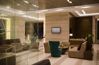 Hotel The Aetas Lumpini Lounge/Empfang