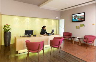 Hotel Agua Hotels Vale Da Lapa Lounge/Empfang