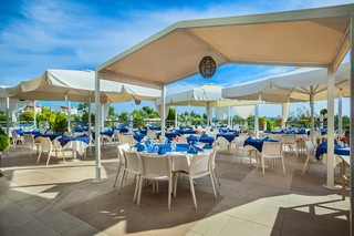 Hotel Xenios Anastasia Resort & Spa Terasse