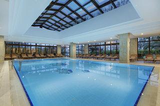 Hotel Alba Resort Hallenbad